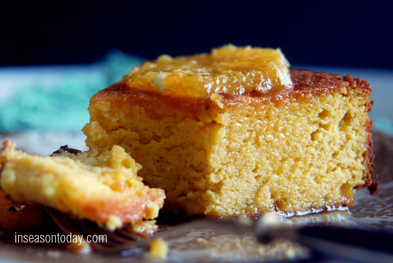 orange and almond cake 3
