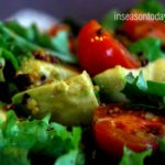Hot Avocado Salad 1